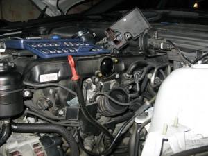Основные симптомы неисправностей КВКГ BMW М54 и на что обратить внимание