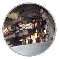 Замена вентилятора печки BMW X5 E53